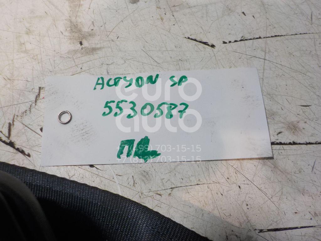 Ремень безопасности с пиропатроном для Ssang Yong Actyon Sport 2006-2012;Actyon 2005-2012 - Фото №1