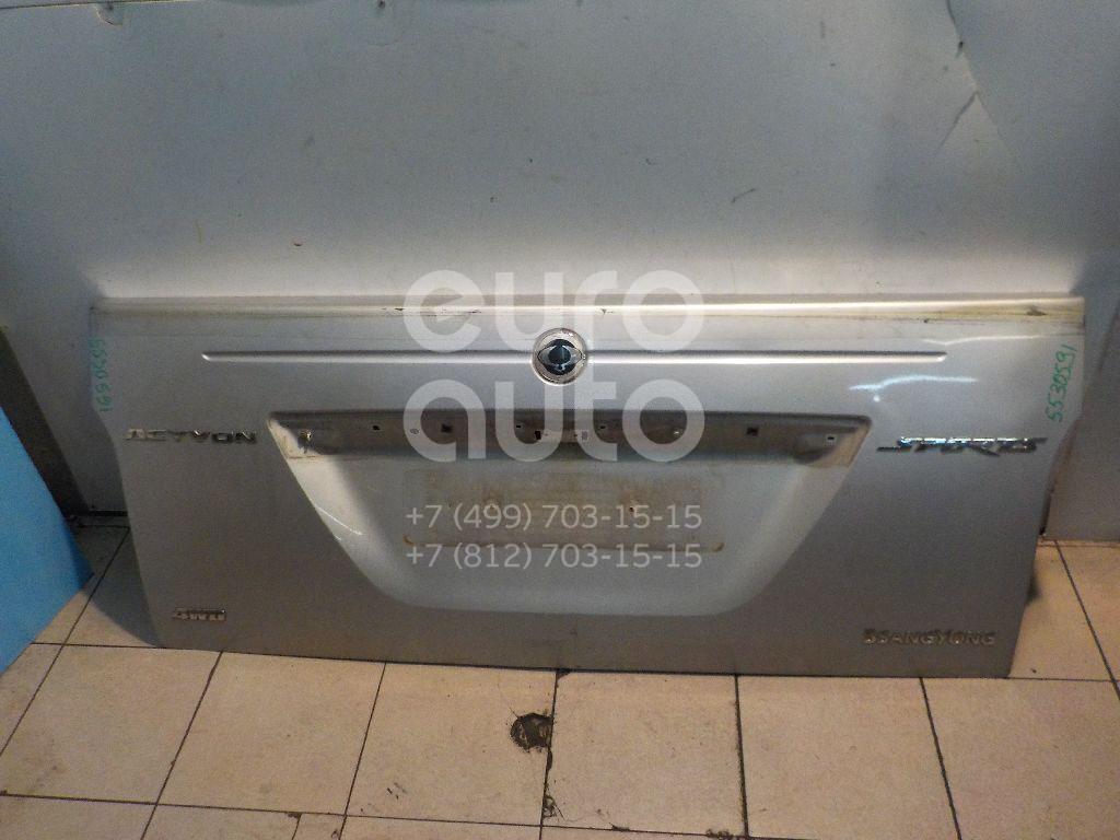 Дверь багажника нижняя для Ssang Yong Actyon Sport 2006-2012 - Фото №1