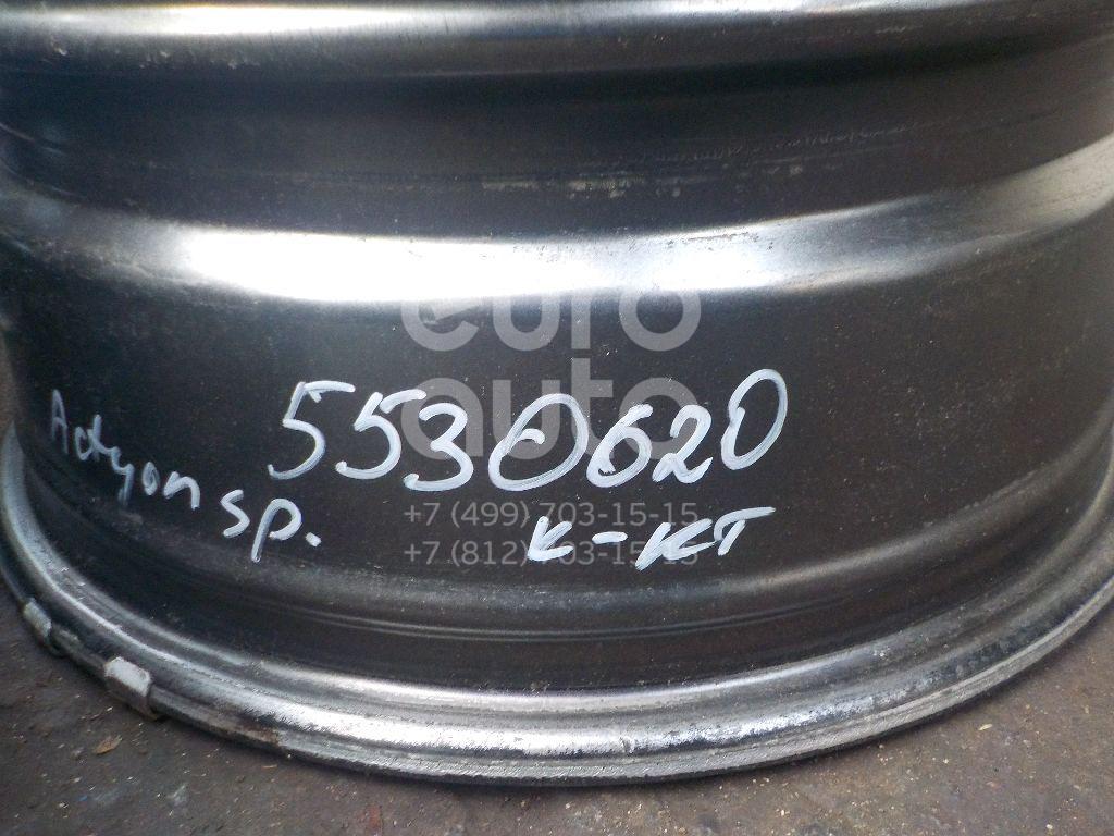 Диски колесные легкосплавные (к-кт) для Ssang Yong Actyon Sport 2006-2012 - Фото №1