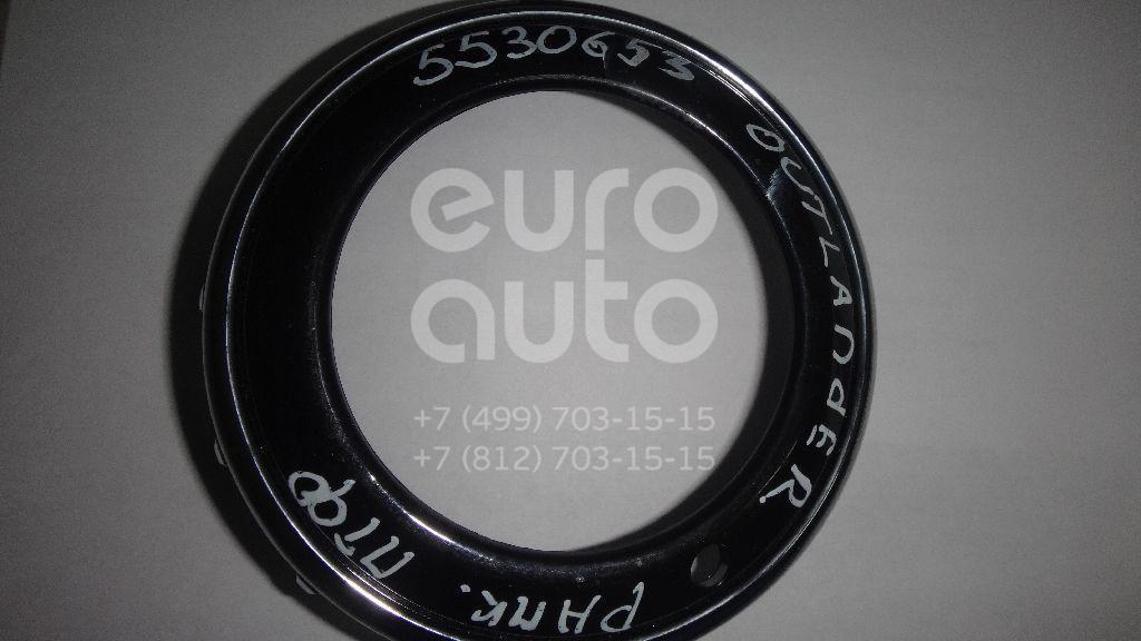 Рамка противотуманной фары правой для Mitsubishi Outlander XL (CW) 2006-2012 - Фото №1