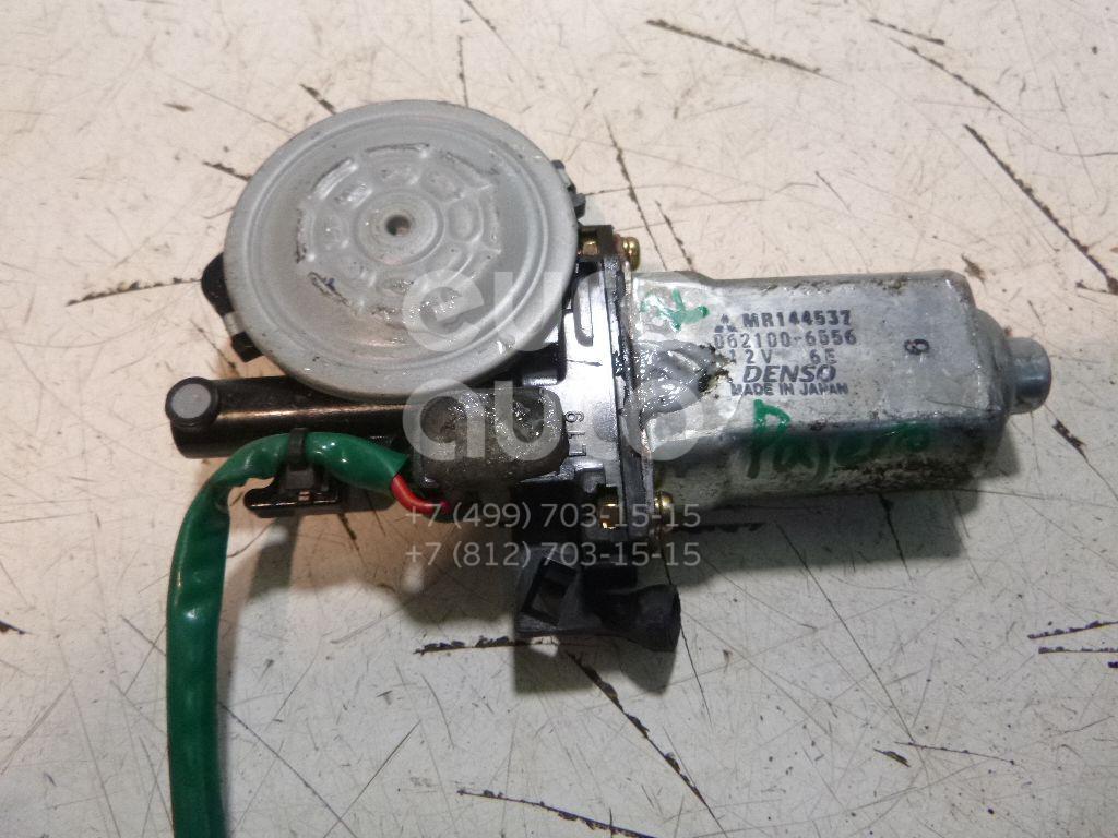 Моторчик стеклоподъемника для Mitsubishi Pajero/Montero (V6, V7) 2000-2006;Pajero/Montero Sport (K9) 1998-2008 - Фото №1