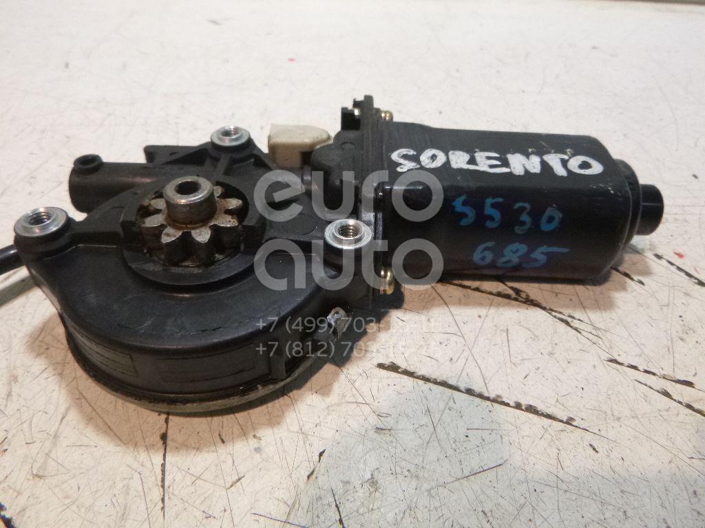Моторчик стеклоподъемника для Kia Sorento 2003-2009 - Фото №1