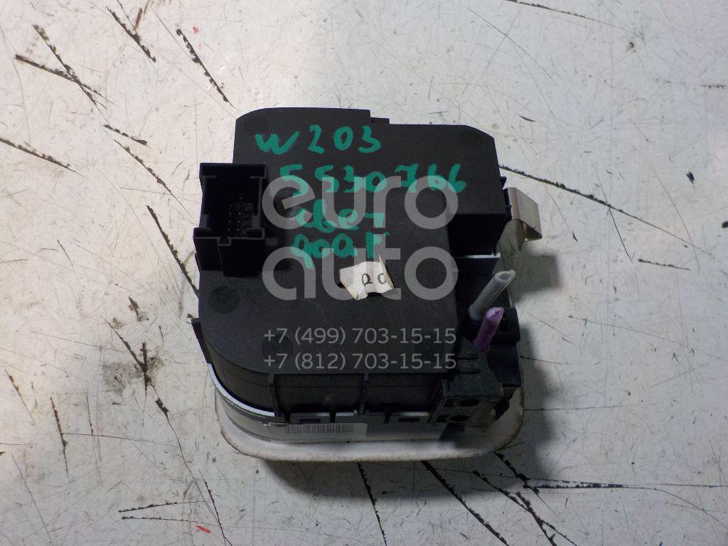 Переключатель света фар для Mercedes Benz W203 2000-2006;C209 CLK coupe 2002-2010 - Фото №1