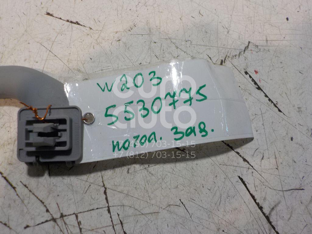 Ручка внутренняя потолочная для Mercedes Benz W203 2000-2006;C209 CLK coupe 2002-2010 - Фото №1
