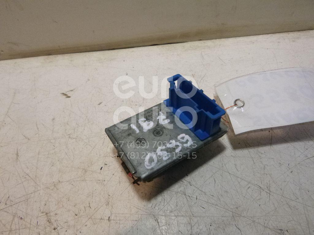 Резистор отопителя для VW,Seat Sharan 2000-2006;Sharan 1995-1999;Alhambra 1996-2001;Sharan 2006-2010;Alhambra 2001-2010 - Фото №1