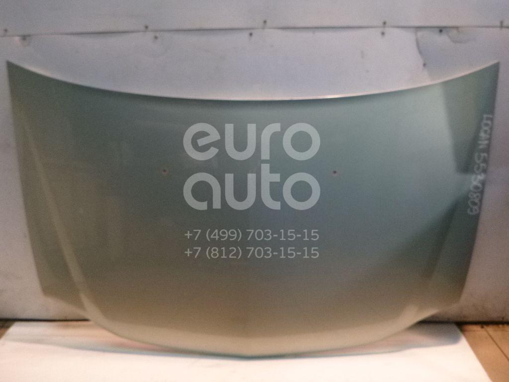 Капот для Renault Logan 2005-2014 - Фото №1