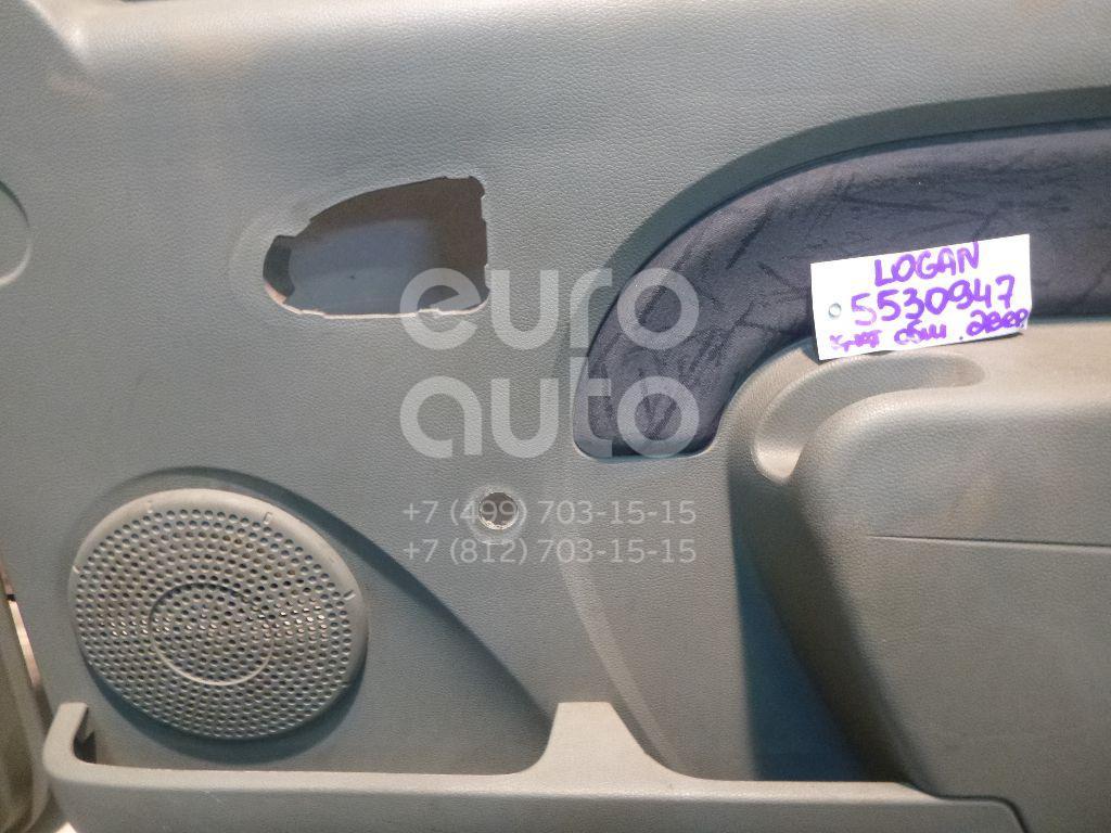 К-кт обшивки двери для Renault Logan 2005-2014 - Фото №1