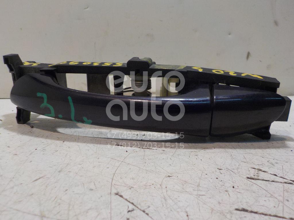 Ручка двери задней наружная левая для Mercedes Benz W203 2000-2006;W211 E-Klasse 2002-2009 - Фото №1