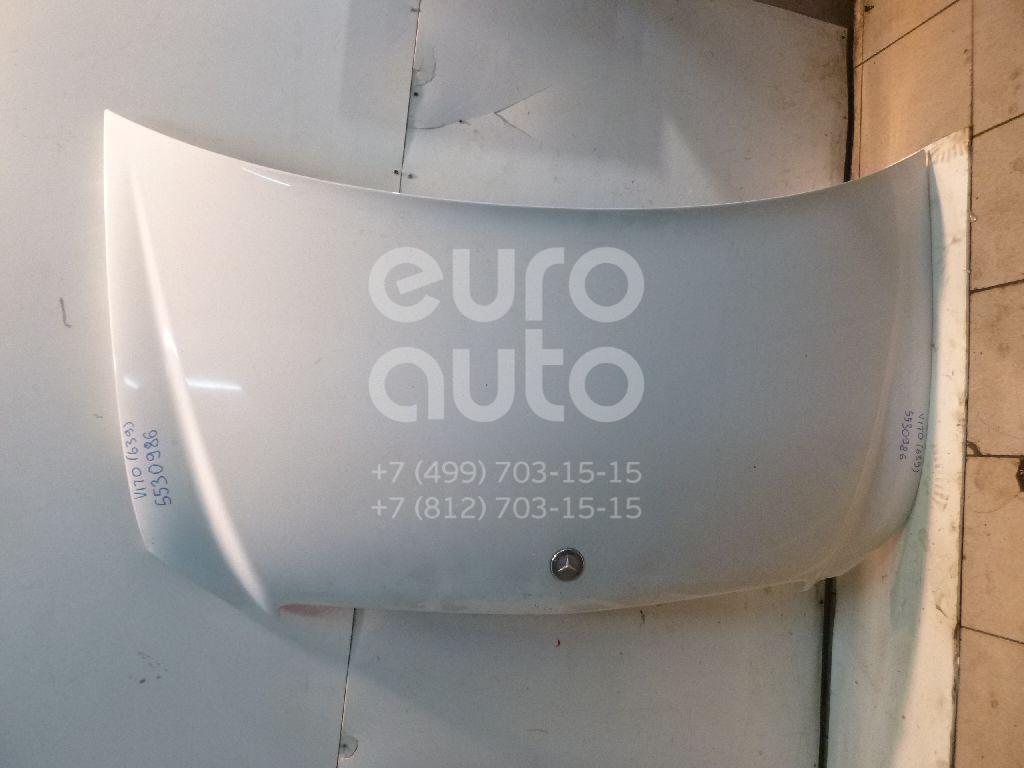 Капот для Mercedes Benz Vito/Viano-(639) 2003-2014 - Фото №1