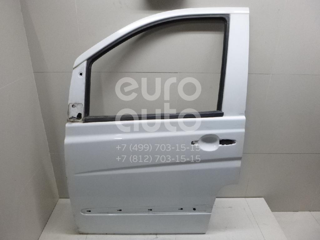 Дверь передняя левая для Mercedes Benz Vito/Viano-(639) 2003-2014 - Фото №1