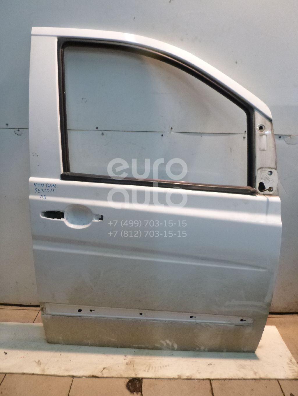 Дверь передняя правая для Mercedes Benz Vito/Viano-(639) 2003> - Фото №1