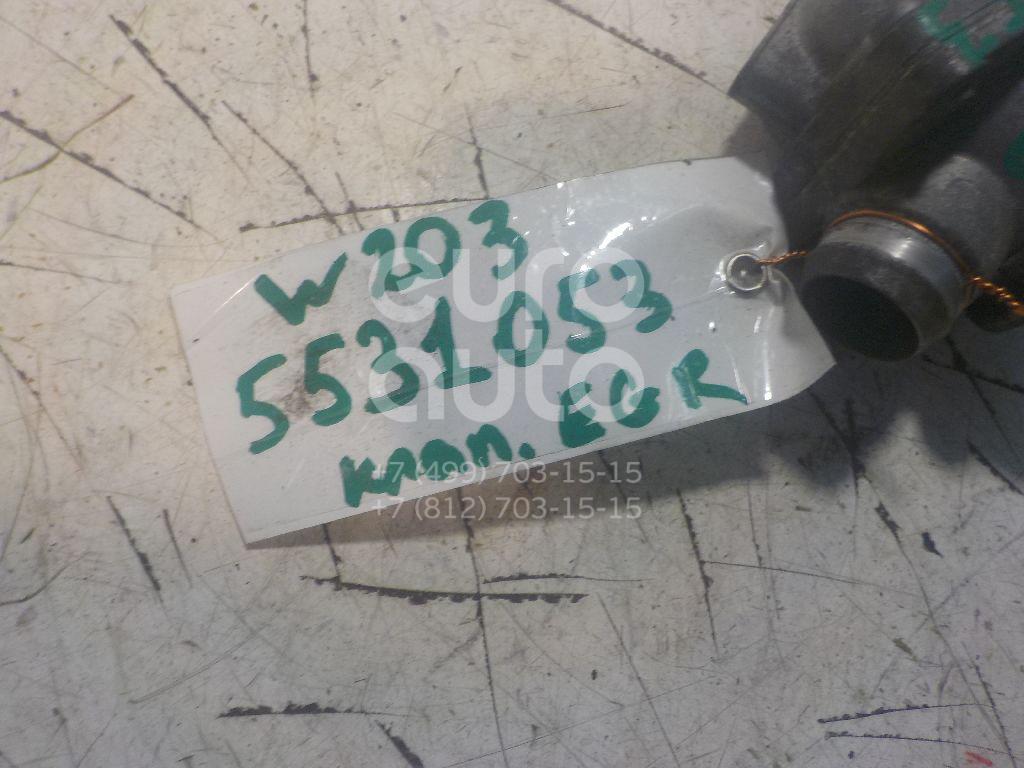 Клапан рециркуляции выхлопных газов для Mercedes Benz W203 2000-2006 - Фото №1