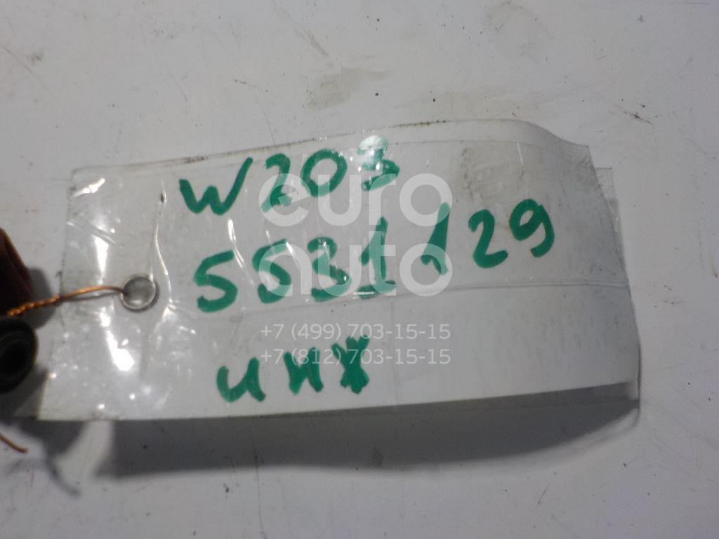 Форсунка инжекторная электрическая для Mercedes Benz W203 2000-2006 - Фото №1