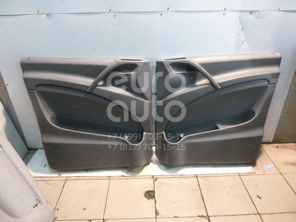 К-кт обшивки двери для Mercedes Benz Vito/Viano-(639) 2003-2014 - Фото №1