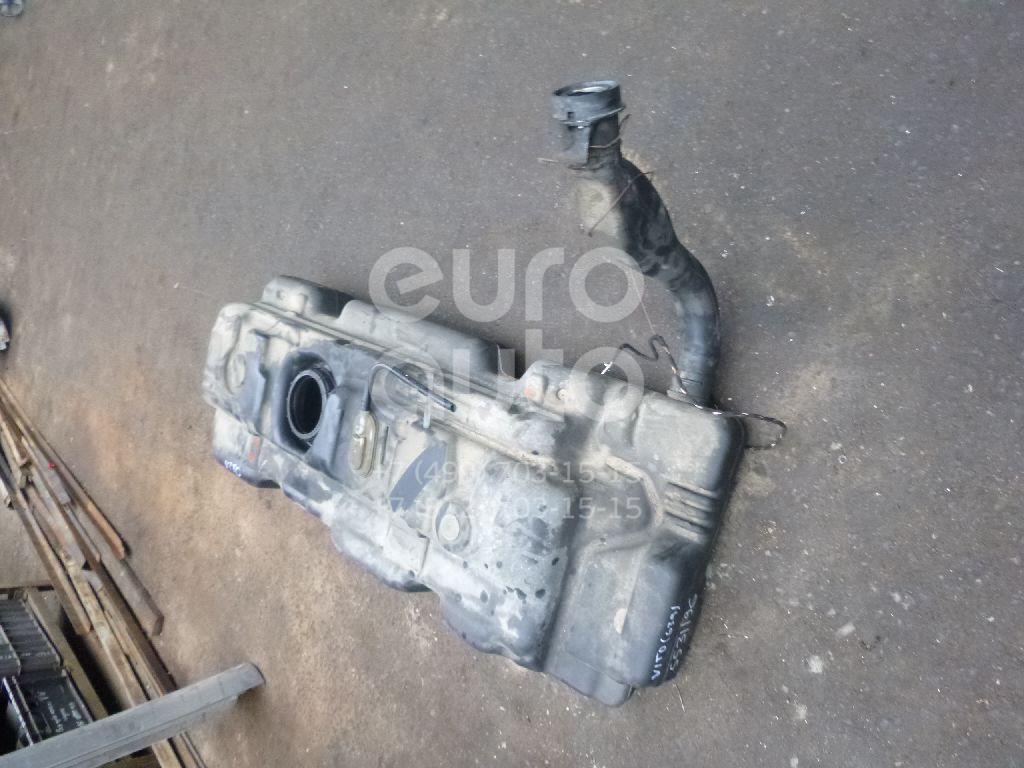 Бак топливный для Mercedes Benz Vito/Viano-(639) 2003-2014 - Фото №1