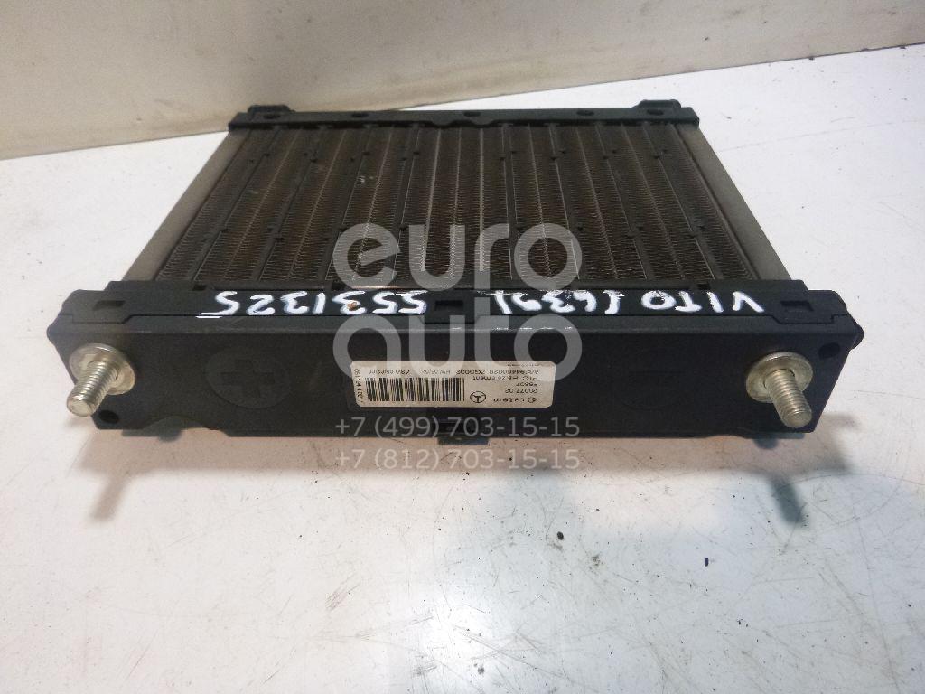 Радиатор отопителя электрический для Mercedes Benz Vito/Viano-(639) 2003-2014 - Фото №1