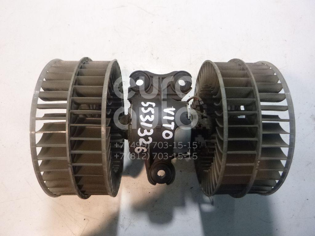 Моторчик отопителя для Mercedes Benz Vito/Viano-(639) 2003> - Фото №1