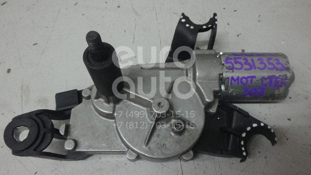 Моторчик стеклоочистителя задний для Mitsubishi Colt (Z3) 2003-2012 - Фото №1