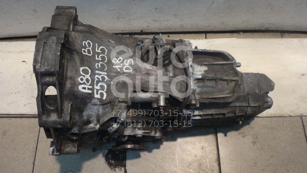 МКПП (механическая коробка переключения передач) для Audi 80/90 [B3] 1986-1991 - Фото №1