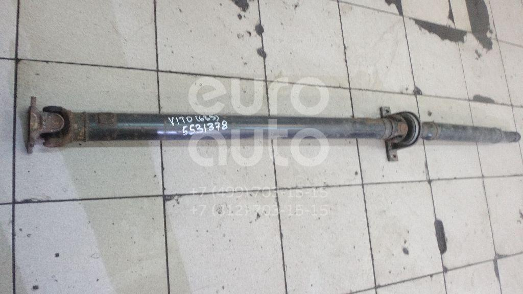 Вал карданный для Mercedes Benz Vito/Viano-(639) 2003-2014 - Фото №1