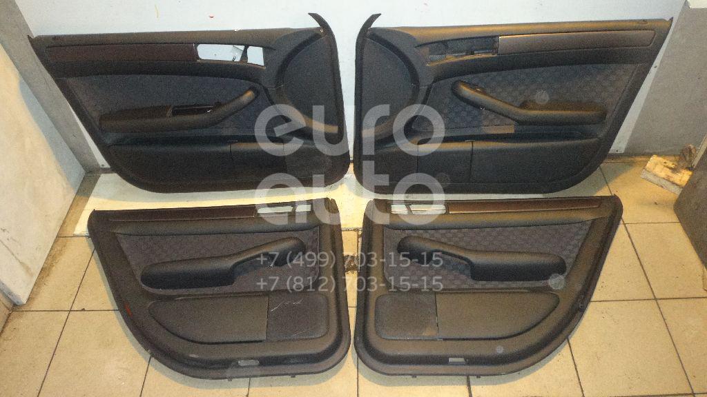 К-кт обшивки двери для Audi A6 [C5] 1997-2004 - Фото №1