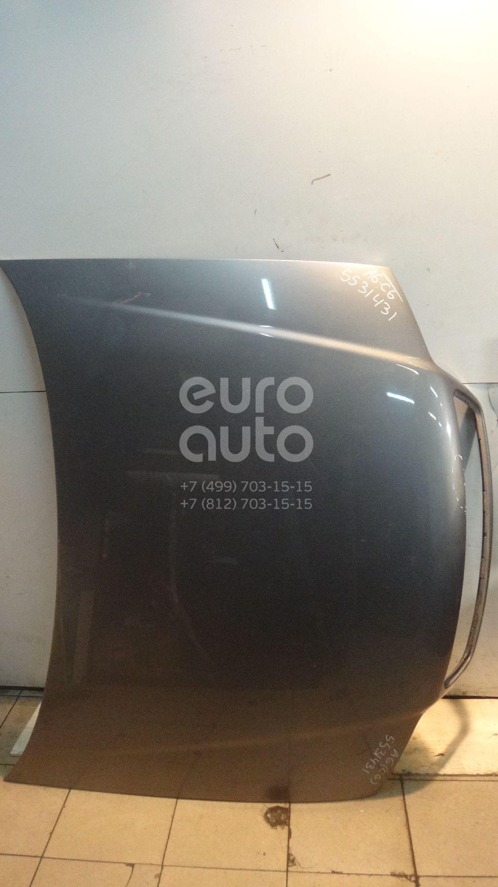 Капот для Audi A6 [C5] 1997-2004;Allroad quattro 2000-2005 - Фото №1