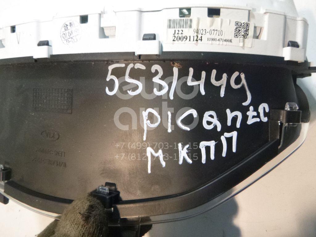 Панель приборов для Kia Picanto 2005-2011 - Фото №1