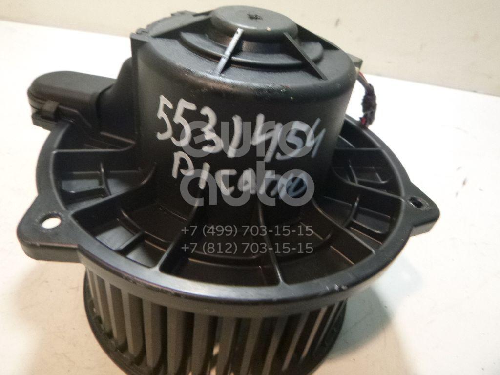 Моторчик отопителя для Kia Picanto 2005-2011 - Фото №1