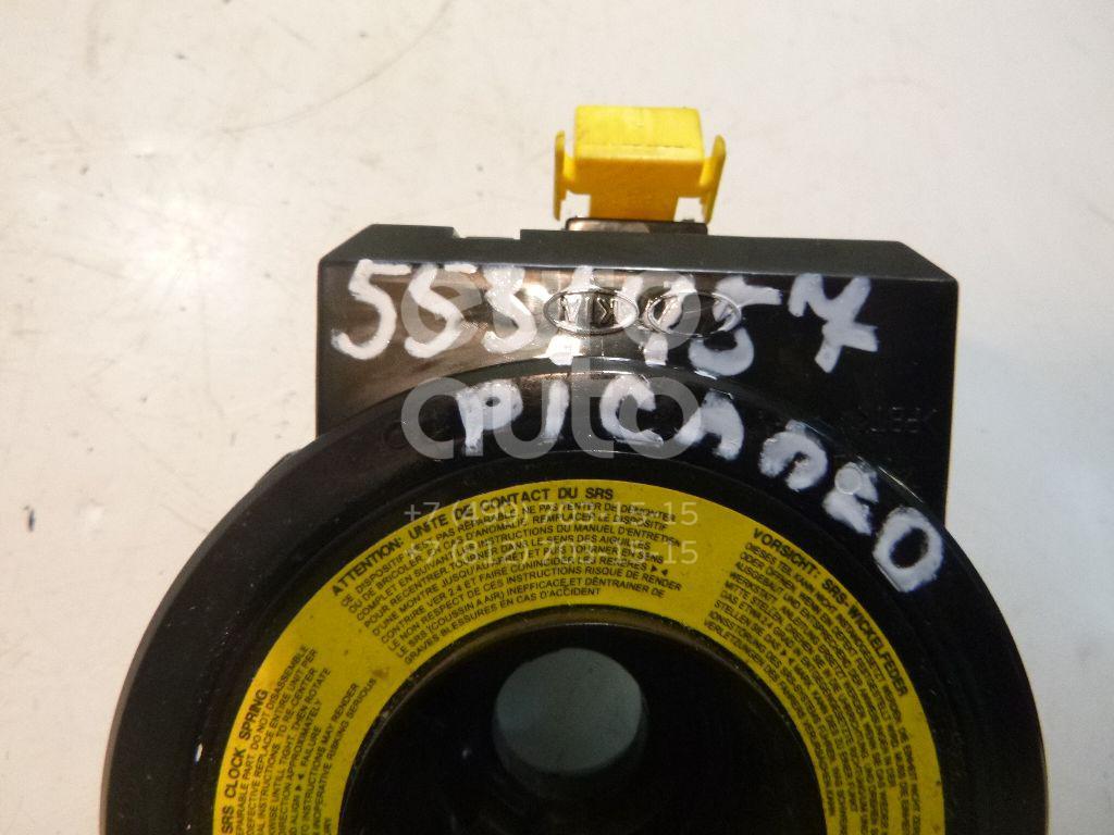 Механизм подрулевой для SRS (ленточный) для Kia Picanto 2005-2011 - Фото №1