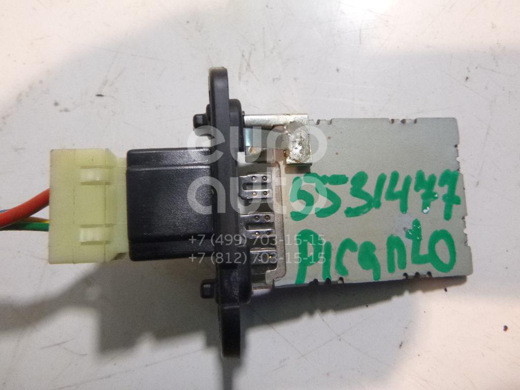 Резистор отопителя для Kia Picanto 2005-2011 - Фото №1
