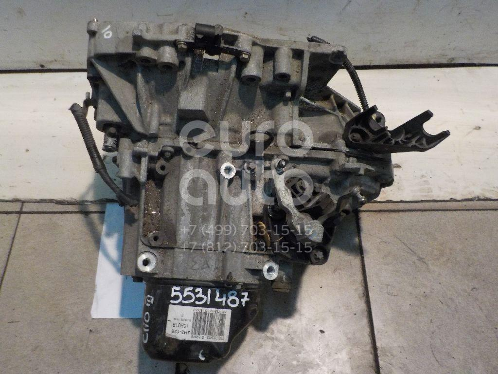 МКПП (механическая коробка переключения передач) для Renault Clio III 2005-2012;Modus 2004> - Фото №1