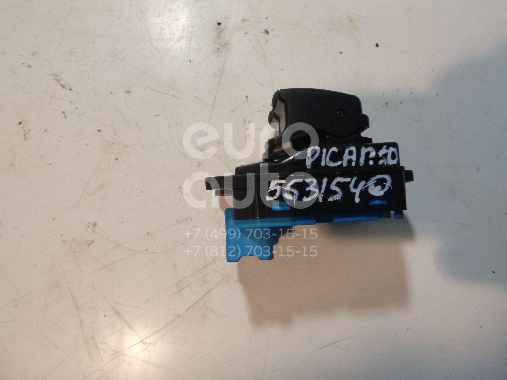 Блок управления стеклоподъемниками для Kia Picanto 2005-2011 - Фото №1