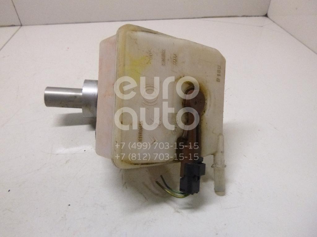 Цилиндр тормозной главный для Peugeot,Citroen Partner Tepee(B9) 2008>;Berlingo (NEW) (B9) 2008> - Фото №1