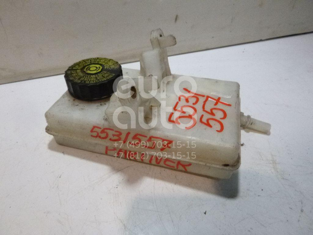 Бачок главного тормозного цилиндра для Citroen Partner Tepee(B9) 2008>;C4 Picasso 2006>;Berlingo (NEW) (B9) 2008> - Фото №1