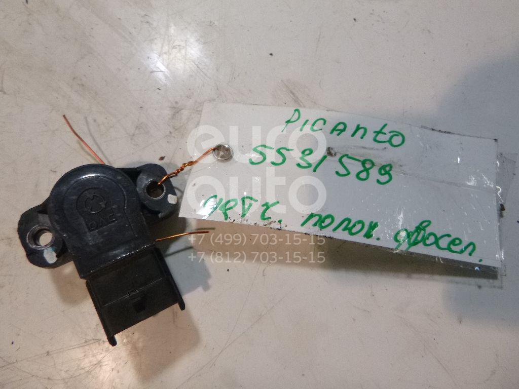 Датчик положения дроссельной заслонки для Kia,Hyundai Picanto 2005-2011;i10 2007-2013 - Фото №1