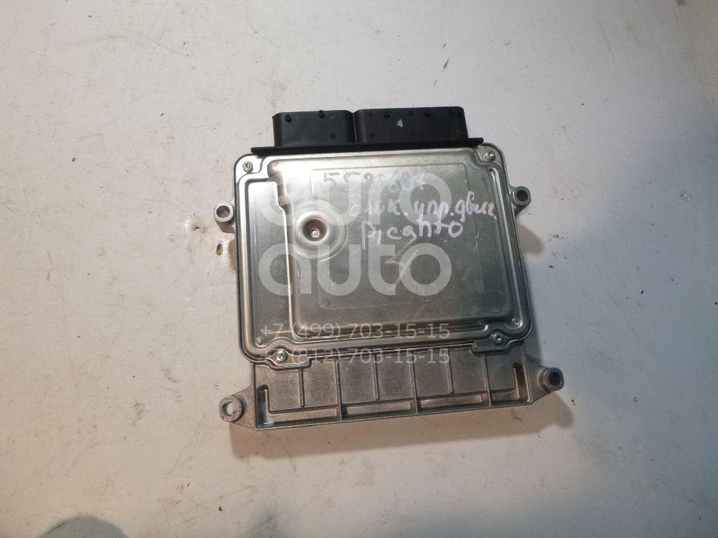 Блок управления двигателем для Kia Picanto 2004-2011 - Фото №1