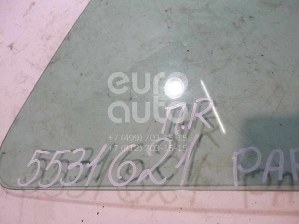 Стекло двери передней правой для Peugeot,Citroen Partner Tepee(B9) 2008>;Berlingo (NEW) (B9) 2008> - Фото №1