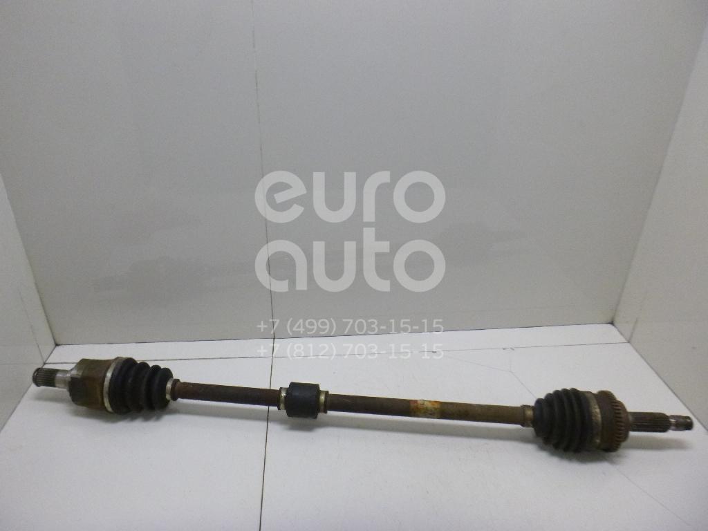 Полуось передняя правая для Kia Picanto 2005-2011 - Фото №1
