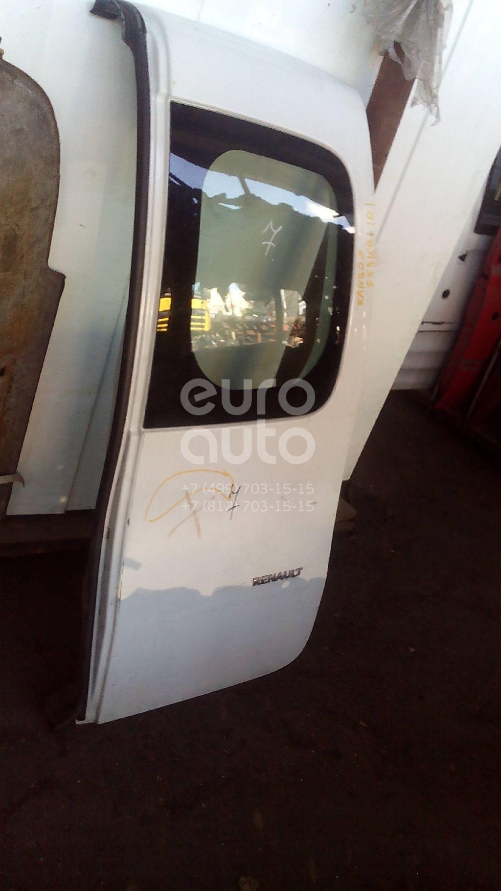 Дверь багажника правая для Renault Kangoo 2008> - Фото №1