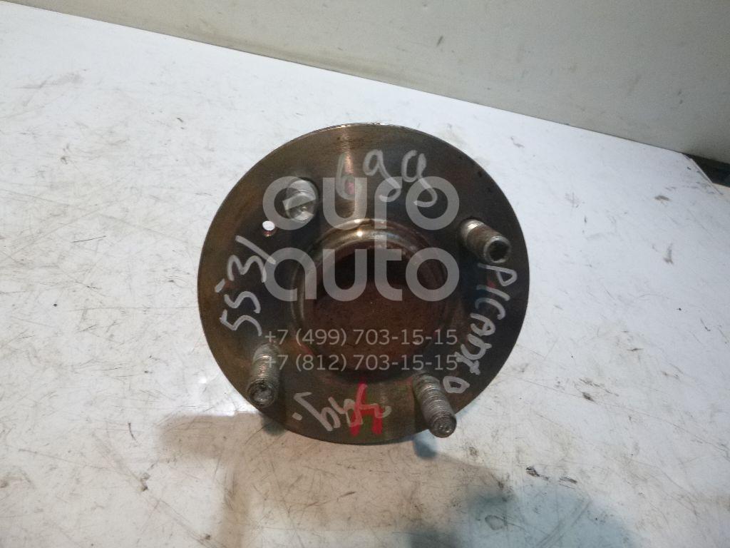 Ступица задняя для Kia,Hyundai Picanto 2005-2011;Getz 2002-2010;RIO 2005-2011;Verna/Accent III 2006-2010;i20 2008-2014;i10 2007-2013 - Фото №1