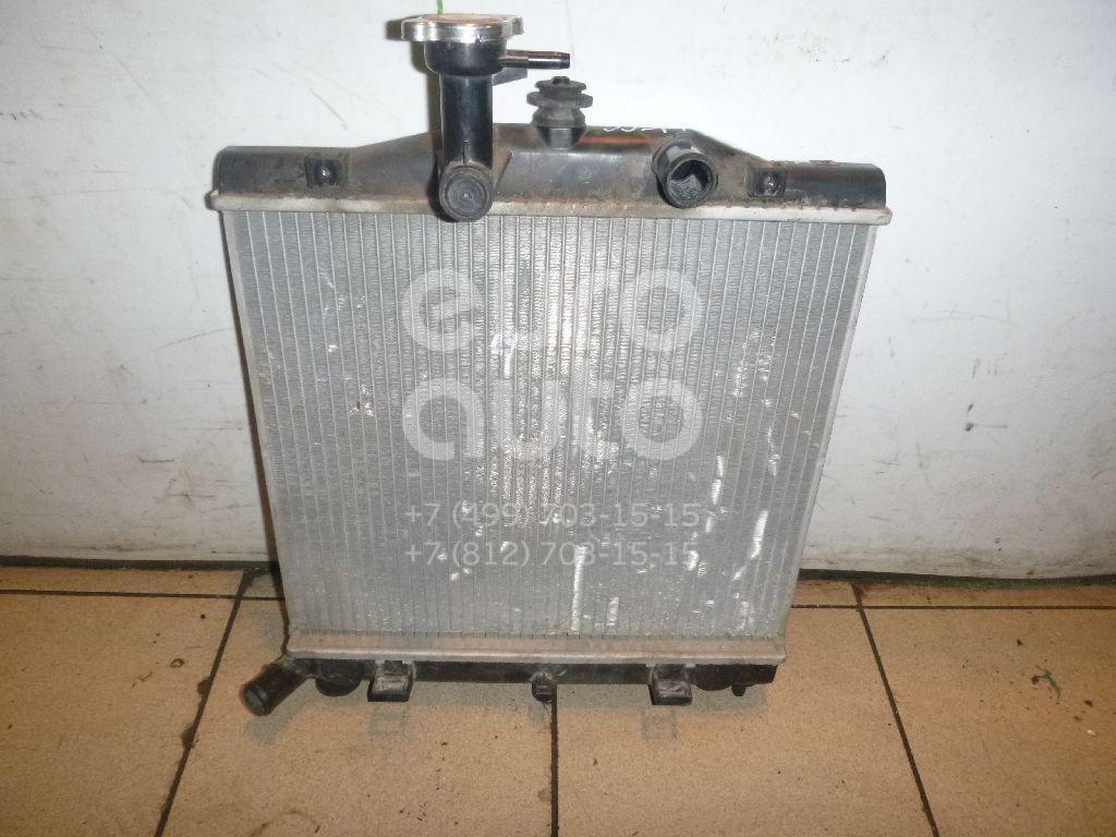 Радиатор основной для Kia Picanto 2005-2011 - Фото №1