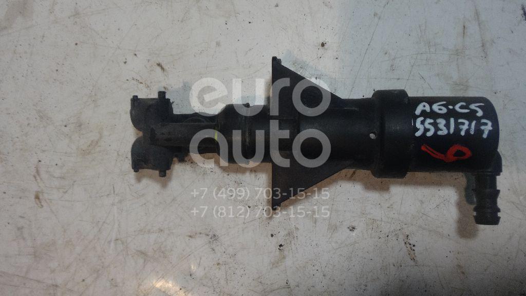 Форсунка омывателя фары для Audi A6 [C5] 1997-2004;A4 [B5] 1994-2000 - Фото №1