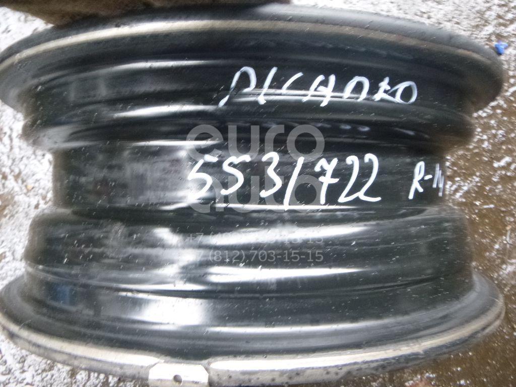 Диск колесный железо для Kia Picanto 2005-2011 - Фото №1