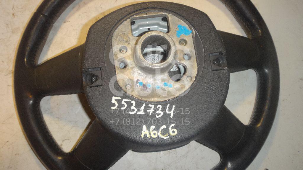 Рулевое колесо с AIR BAG для Audi A6 [C6,4F] 2005-2011 - Фото №1