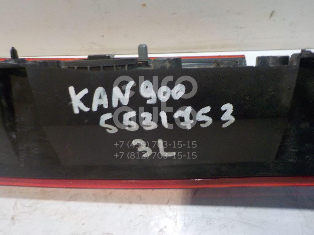 Фонарь задний левый для Renault Kangoo 2008> - Фото №1