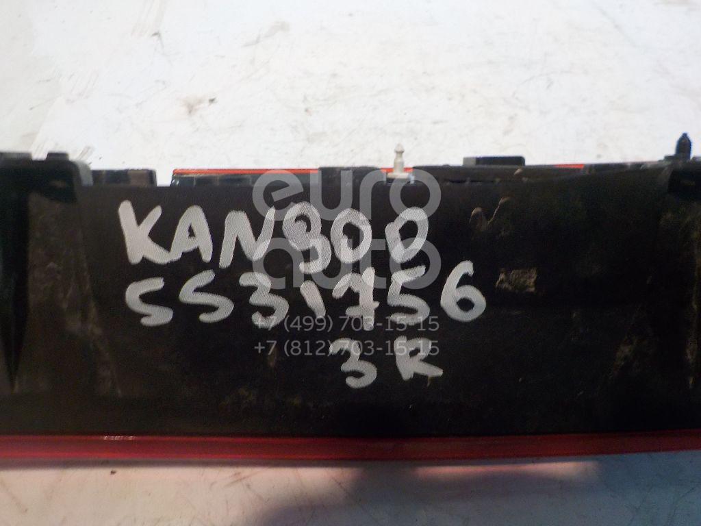 Фонарь задний правый для Renault Kangoo 2008> - Фото №1