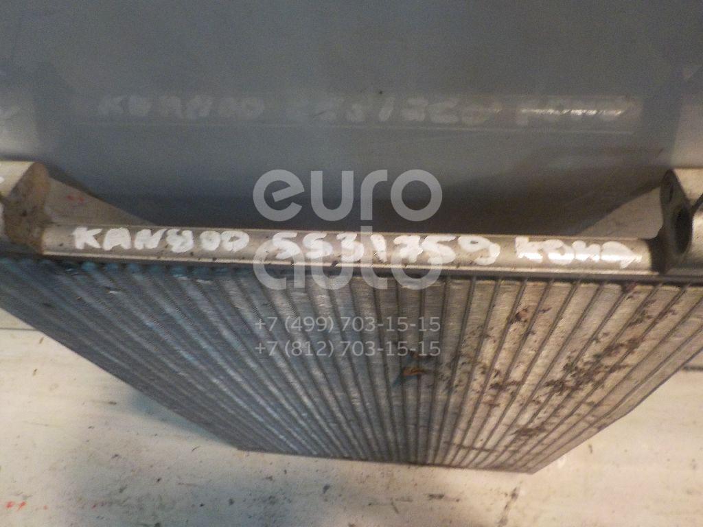 Радиатор кондиционера (конденсер) для Renault Kangoo 2008> - Фото №1