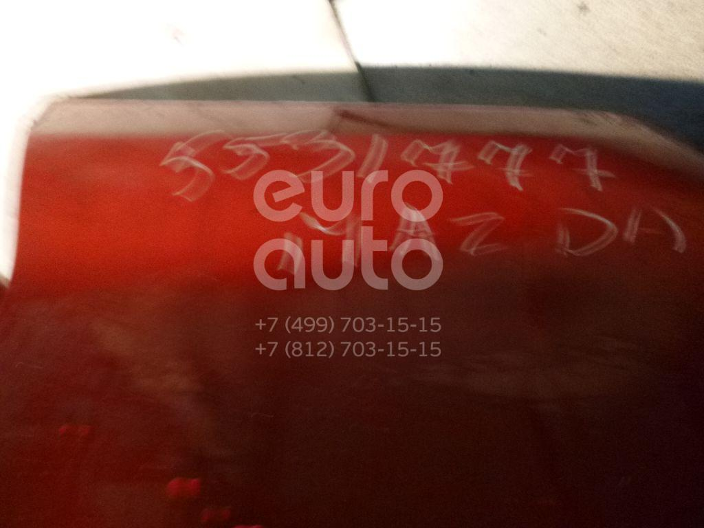 Бампер задний для Mazda Mazda 6 (GG) 2002-2007 - Фото №1