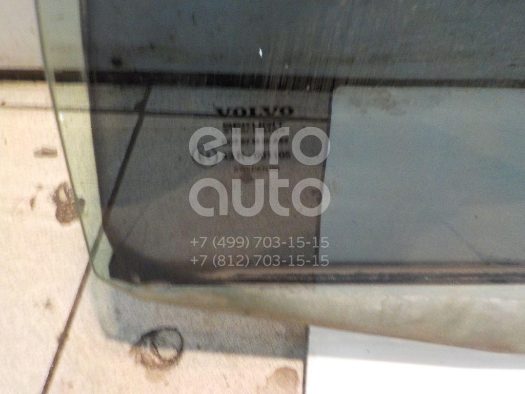Стекло двери задней левой для Volvo S60 2000-2009 - Фото №1