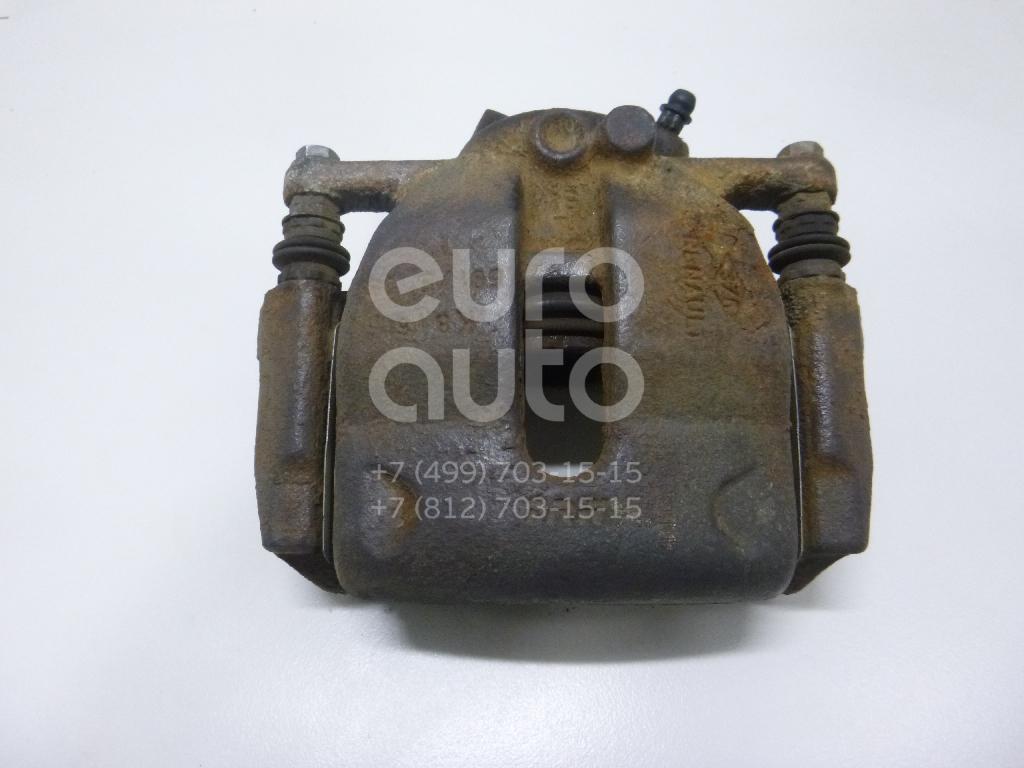 Суппорт передний левый для Renault Kangoo 2008> - Фото №1